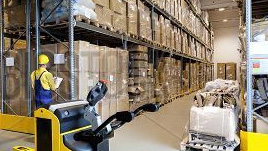 Warehouse---Logistics