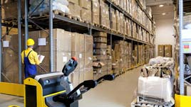 Warehouse---Logistics