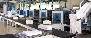 Commercial Laundry Production