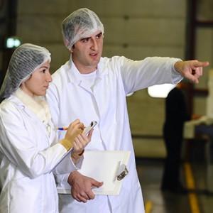 Food Production Supervisor