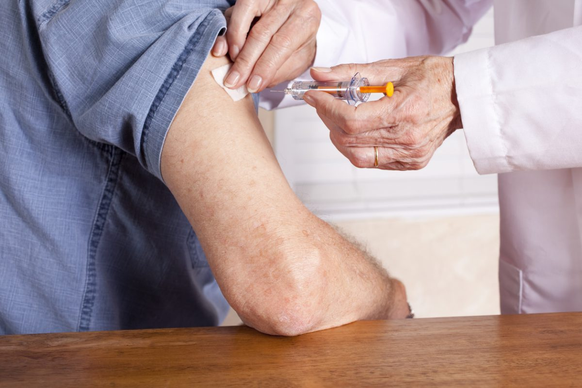 Aged care workers now MUST be vaccinated